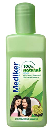 Mediker Anti-lice Treatment Shampoo , 50 ml