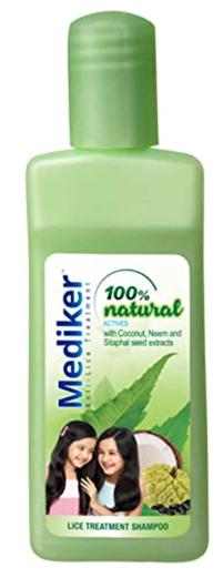 Mediker Anti-lice Treatment Shampoo , 50 ml