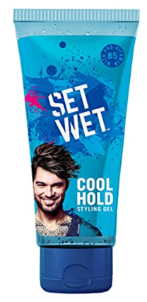 Set Wet  Hair Gel Cool Hold  Styling  Gel