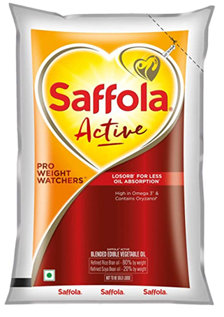 Saffola Active, Pro Weight Watchers 1 L
