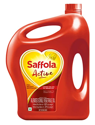 Saffola Active, Pro Weight Watchers 5 L