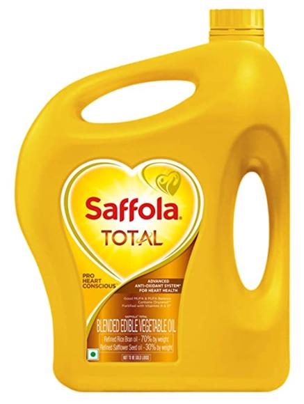 Saffola Total Pro Heart Conscious  5 L
