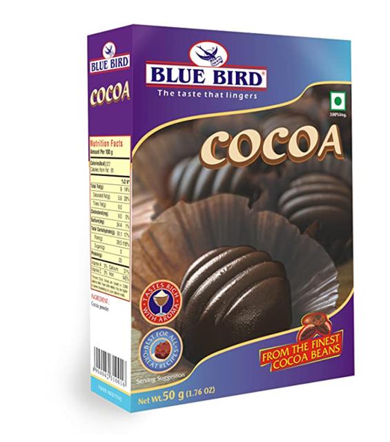 Blue  Bird  Cocoa Podwer 50 g