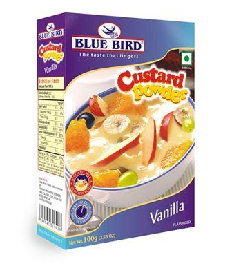 Blue Bird Custard Powder - Vanilla