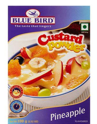 Blue Bird Custard Powder - Pineapple 100 g