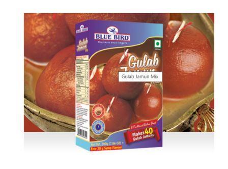 Blue Bird Gulab Jamun Mix 200 g