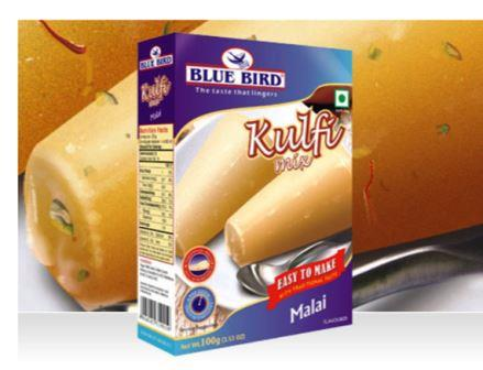 Blue Bird Kulfi Mix - Malai 100 g