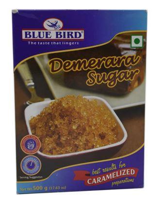 Blue Bird Demerara Sugar