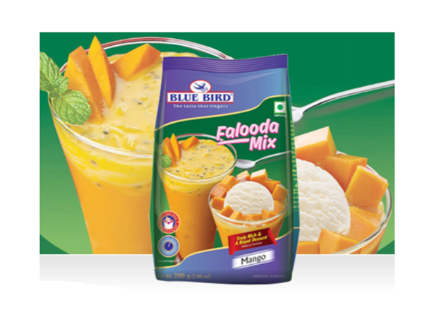 Blue Bird Falooda Mix - Mango 200 g