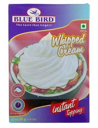 Blue Bird Whipping Cream 50 g