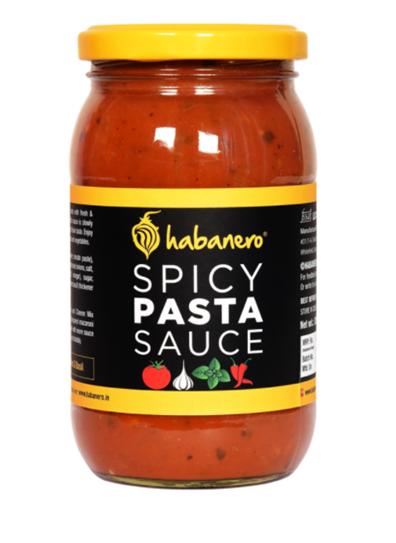 Habanero Spicy Pasta Sauce 385 g