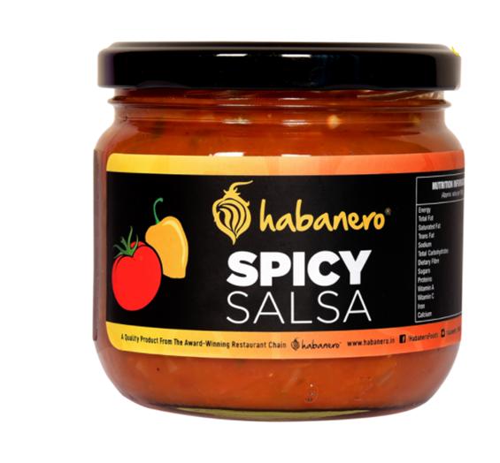 Habanero Spicy Salsa 270 g