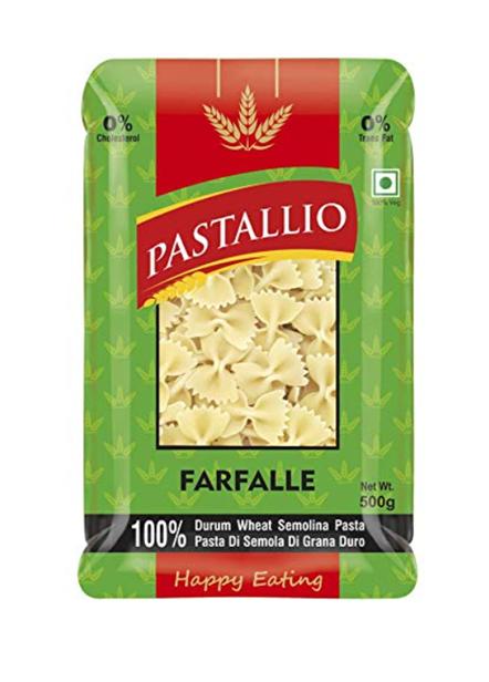 Pastallio Farfalle (Durum Wheat Semolina Pasta) - 500g