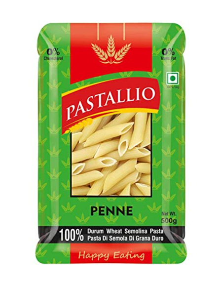 Pastallio Penne (Durum Wheat Semolina Pasta) - 500g