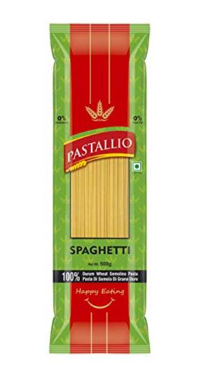 Pastallio Spaghetti (Durum Wheat Semolina Pasta) - 500g
