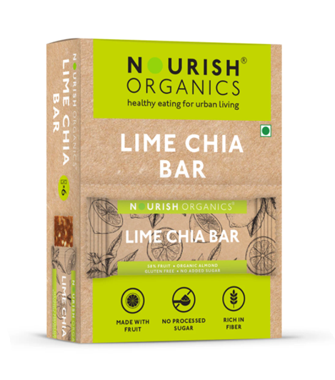 Nourish Organics Banana Oats Bar - 30g  single bar