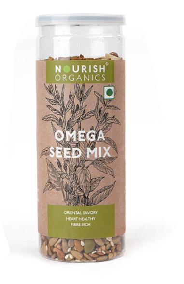 Nourish Organics Omega Seed Mix - 150 g