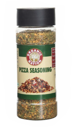 Organic Nation Pizza Seasoning 80 g