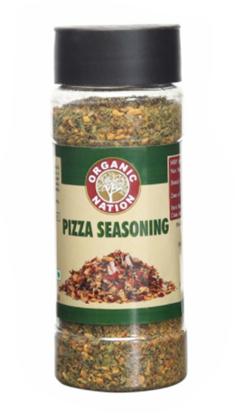 Organic Nation Pizza Seasoning 80 g
