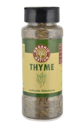 Organic Nation Thyme 20 g