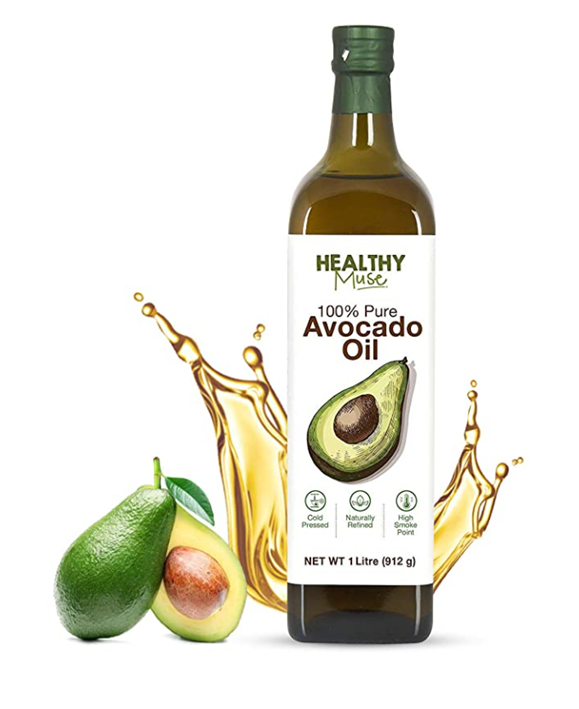 Healthy Muse Avocado Oil - 1 L