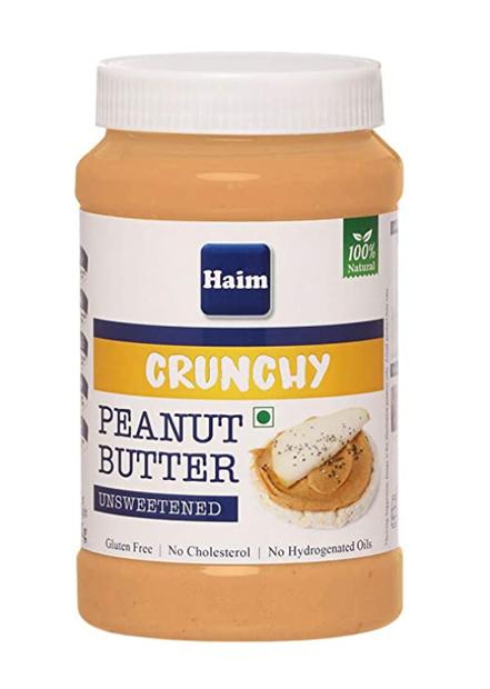 Haim Crunch Peanut Butter