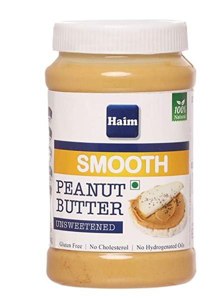 Haim Smooth Peanut Butter