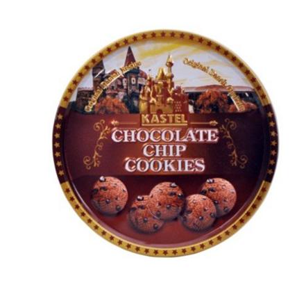 Kastel Chocolate Chip Cookies 400 g Tin