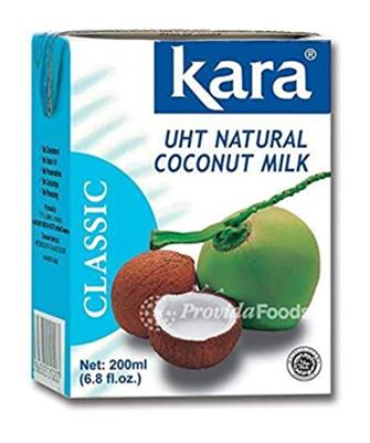 Kara Coconut Milk 200 ml Tetrapack