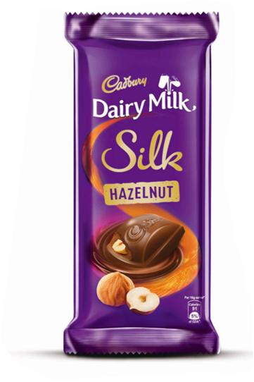 Cadbury Dairy Milk Hazelnut 58 g