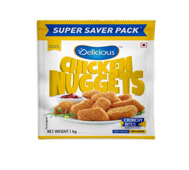 Delicious Chicken Nuggets 1 Kg