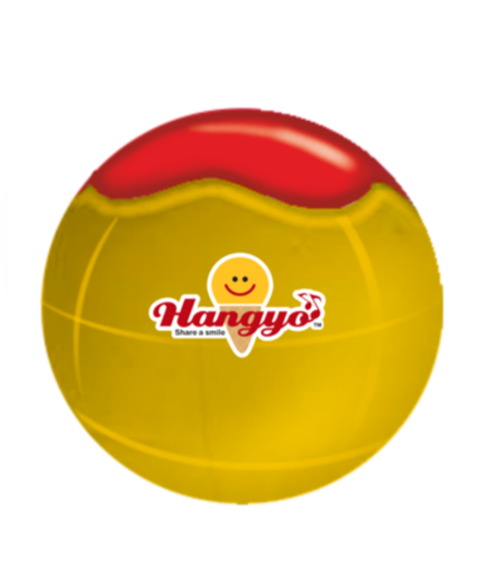 Hangyo Googly Ball Ice Cream - Chocolate 80 ml