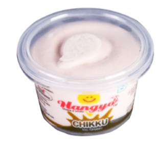 Hangyo Chikku Ice Cream 100 ml cup
