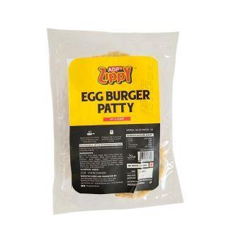 Zippy Egg Burger Patty 500 g
