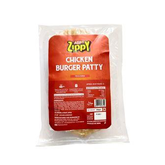 Zippy Chicken Burger Patty 500 g