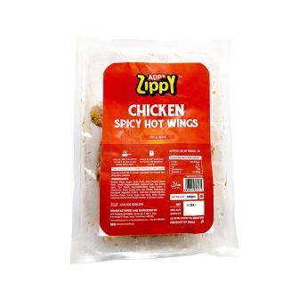 Zippy Chicken Spicy Hot Wings 500 g