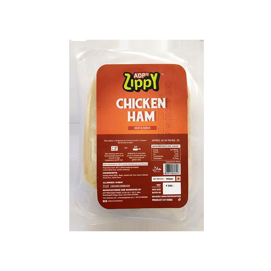 Zippy Chicken Ham 500 g