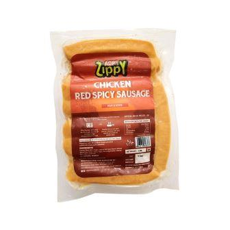 Zippy Chicken Red Spicy Sausage 500 g