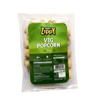 Zippy Veg Popcorn 500 g