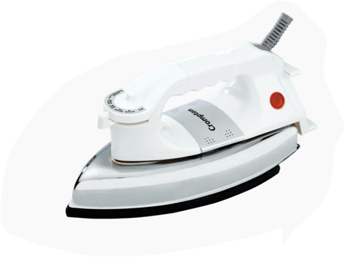 Crompton Rhino Dry Electric Iron