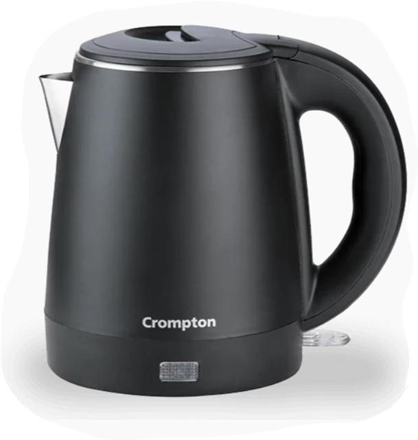 Crompton Activhot Electric Kettle 1 Litre