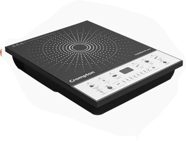 Crompton Instaserve 2000  W Induction Cooktop