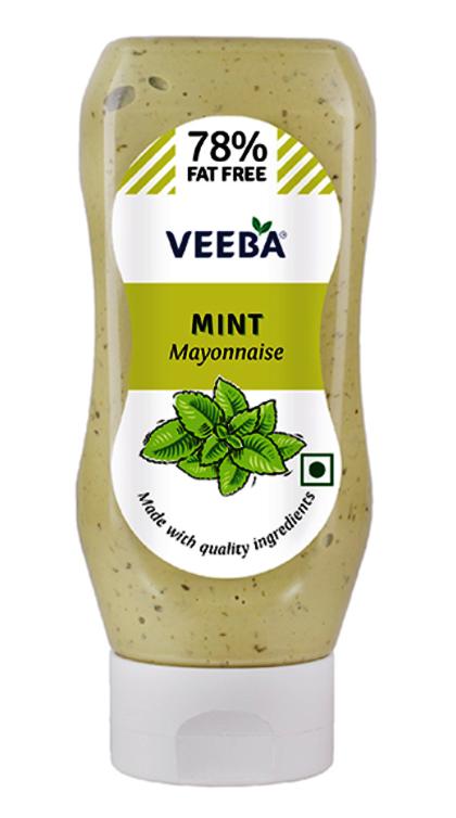 Veeba Mint Mayonnaise 300 g