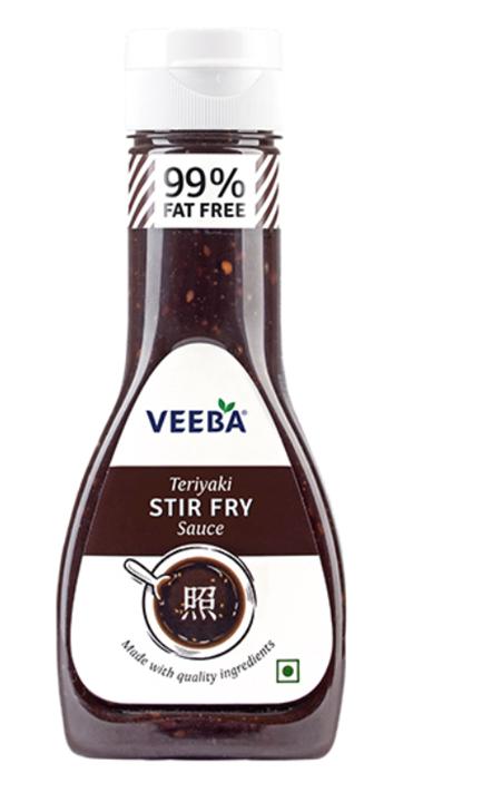 Veeba Teriyaki Stir Fry Sauce 350g