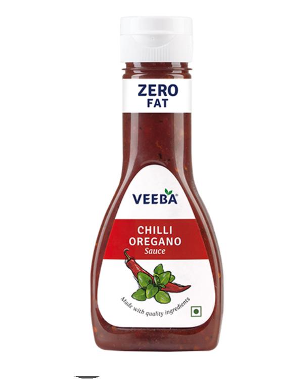 Veeba Chilli Oregano Sauce 350g
