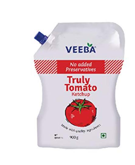 Veeba Truly Tomato Ketchup 100 g
