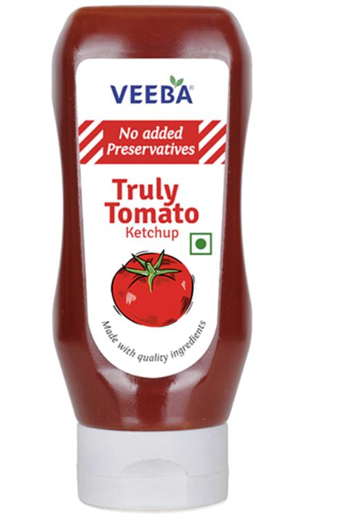 Veeba Truly Tomato Ketchup 360 g