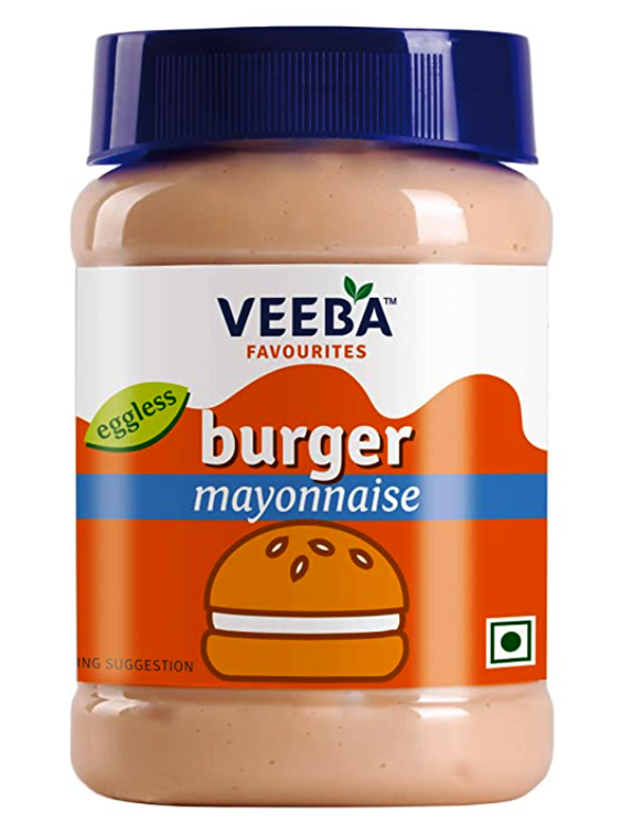 Veeba Burger Mayonnaise 250g