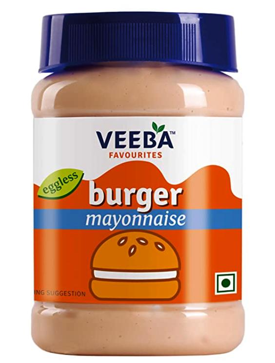 Veeba Burger Mayonnaise 250g