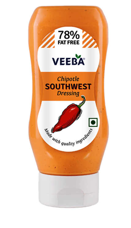 Veeba Chipotle Southwest Dressing 300g